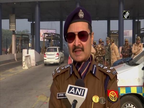 Bharat Bandh: Gautam Buddha Nagar Police on alert mode