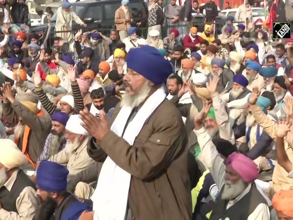 Farmers' protest enters 15th day at Singhu border