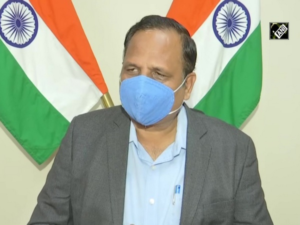 Delhi records new 2,463 COVID-19 positive cases: Satyendar Jain