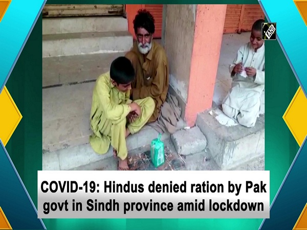 COVID-19: Hindus denied ration by Pak govt in Sindh province amid lockdown