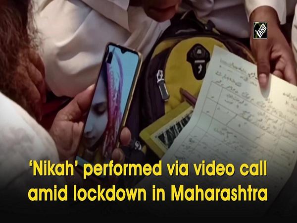 'Nikah' performed via video call amid lockdown in Maharashtra