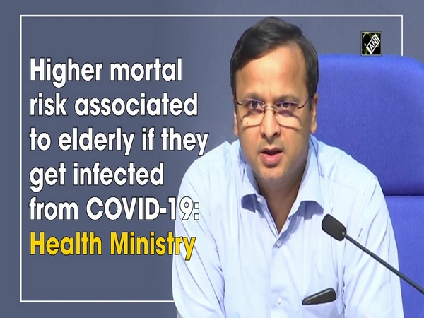 Higher mortal risk associated to elderly if they get infected from COVID-19: Health Ministry