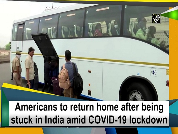 Americans to return home after being stuck in India amid COVID-19 lockdown