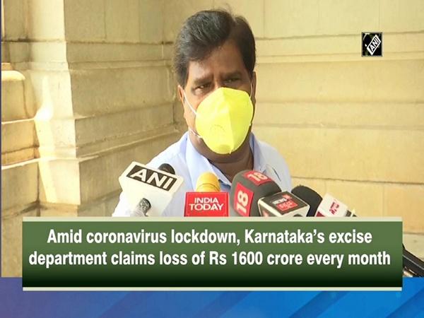 Amid coronavirus lockdown, Karnataka's excise department claims loss of Rs 800 crore every month