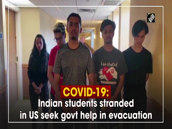 COVID-19: Indian students stranded in US seek govt help in evacuation