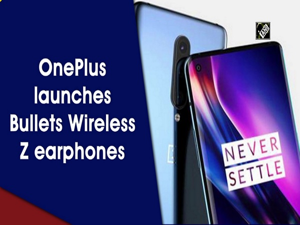 OnePlus launches Bullets Wireless Z earphones