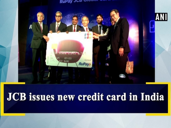 JCB issues new credit card in India