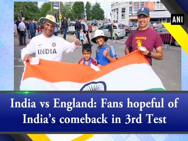 India vs England: Fans hopeful of India's comeback in 3rd Test