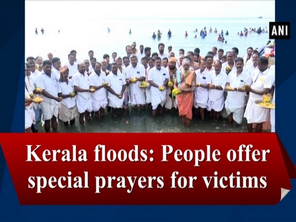 Kerala floods: People offer special prayers for victims