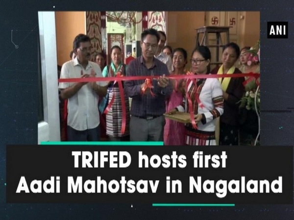 TRIFED hosts first Aadi Mahotsav in Nagaland