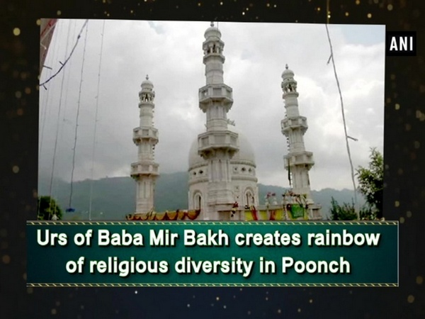 Urs of Baba Mir Bakh creates rainbow of religious diversity in Poonch