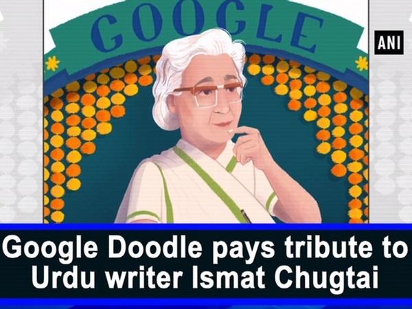 Google Doodle pays tribute to Urdu writer Ismat Chugtai