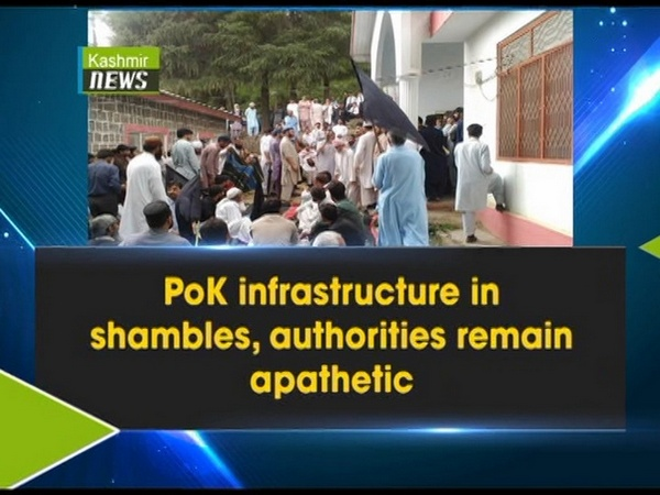 PoK infrastructure in shambles, authorities remain apathetic