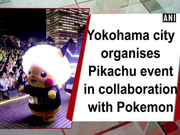 Yokohama city organises Pikachu event in collaboration with Pokemon