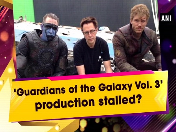 'Guardians of the Galaxy Vol. 3' production stalled?