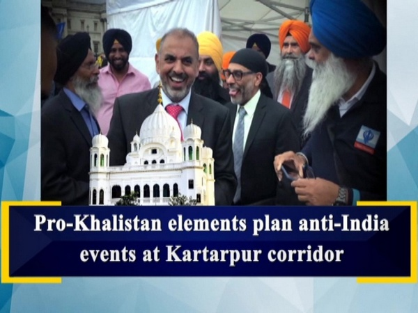 Pro-Khalistan elements plan anti-India events at Kartarpur corridor