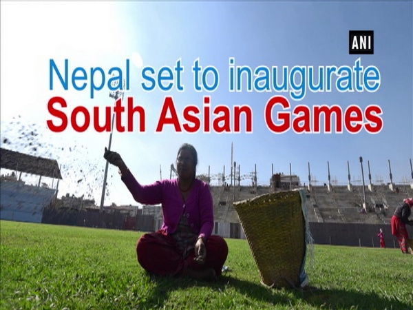 Nepal set to inaugurate South Asian Games
