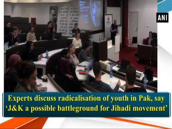 Experts discuss radicalisation of youth in Pak, say 'J&K a possible battleground for Jihadi movement'