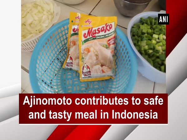 Ajinomoto contributes to safe and tasty meal in Indonesia