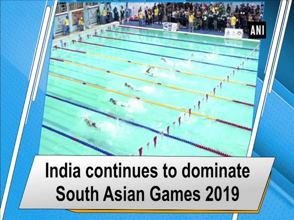 India continues to maintain dominance at South Asian Games 2019
