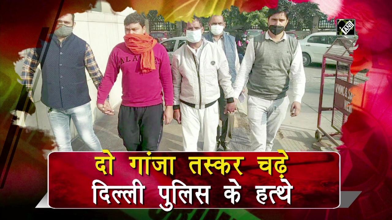 Delhi Police crackdown drug peddling racket