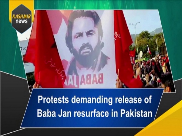 Protests demanding release of Baba Jan resurface in Pakistan