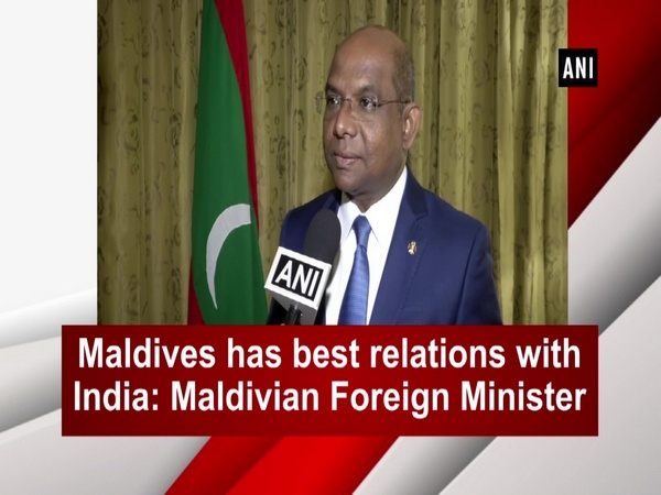 Maldives has best relations with India: Maldivian Foreign Minister