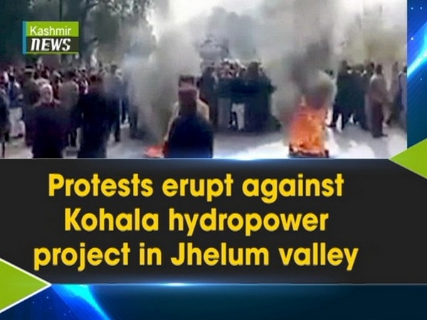 Protests erupt against Kohala hydropower project in Jhelum valley