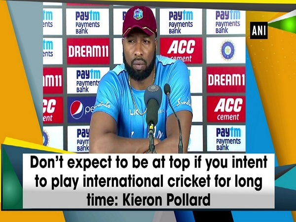 Don't expect to be at top if you intent to play international cricket for long time: Kieron Pollard