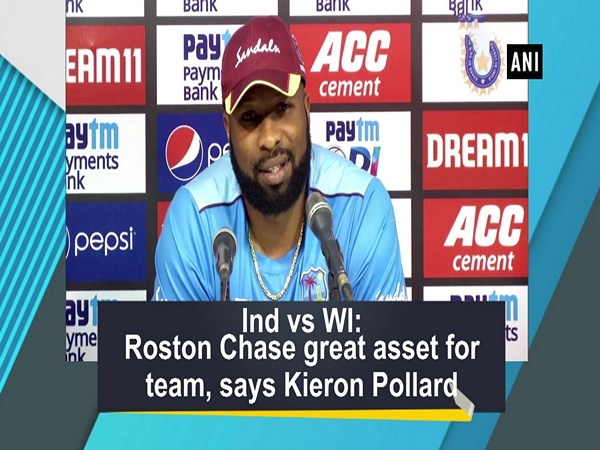 Ind vs WI: Roston Chase great asset for team, says Kieron Pollard
