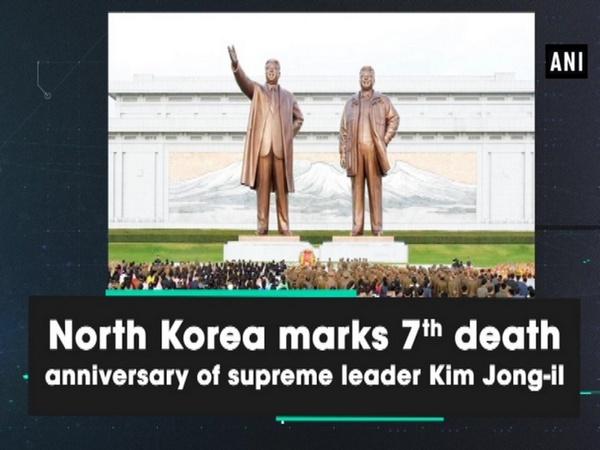 North Korea marks 7th death anniversary of supreme leader Kim Jong-il