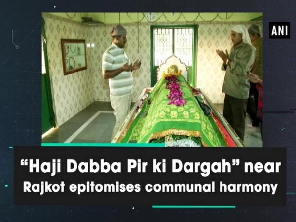"""Haji Dabba Pir ki Dargah"" near Rajkot epitomises communal harmony"