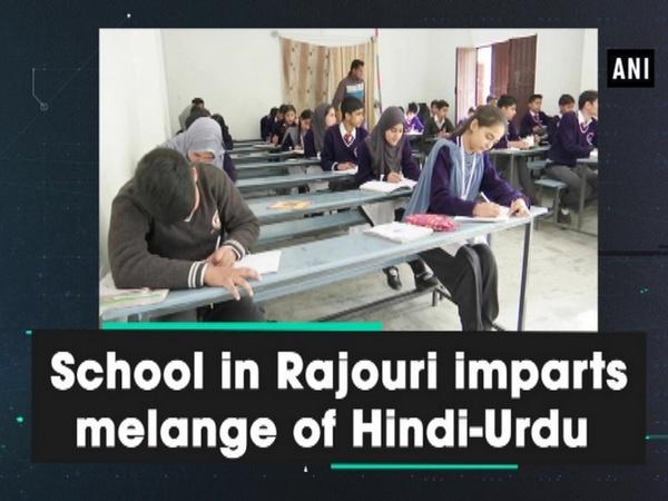 School in Rajouri imparts melange of Hindi-Urdu