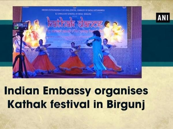 Indian Embassy organises Kathak festival in Birgunj