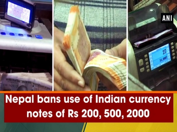 Nepal bans use of Indian currency notes of Rs 200, 500, 2000