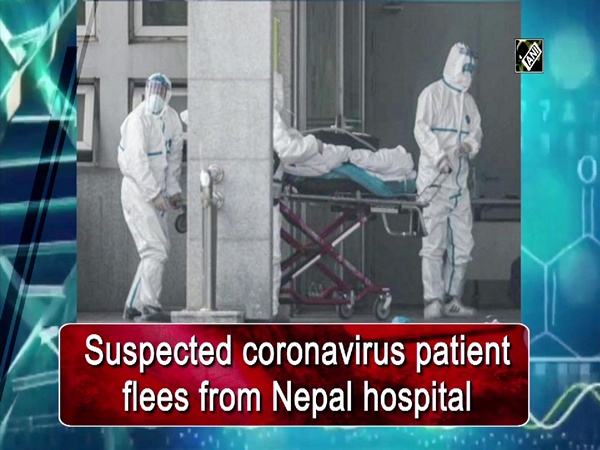 Suspected coronavirus patient flees from Nepal hospital