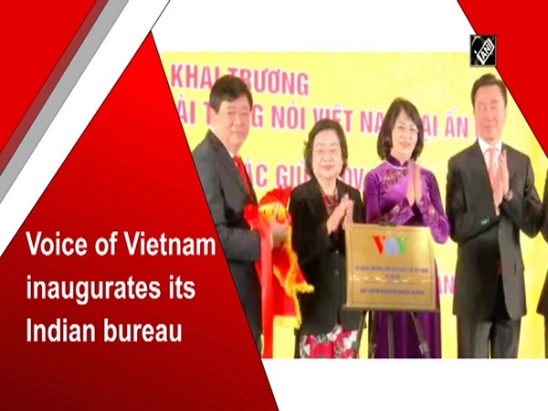 Voice of Vietnam inaugurates its Indian bureau