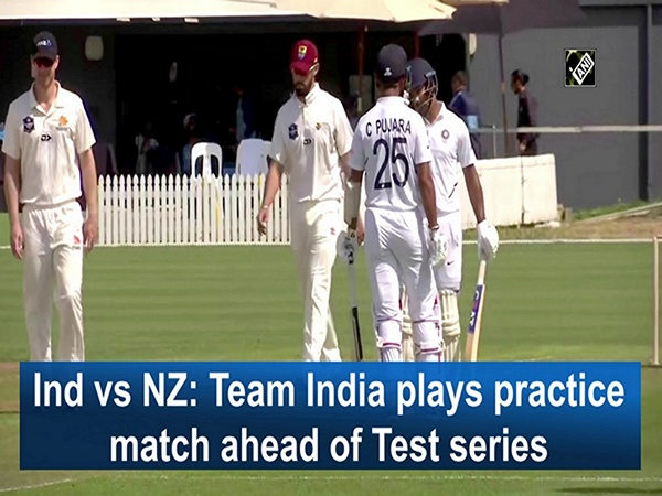 Ind vs NZ: Team India plays practice match ahead of Test series
