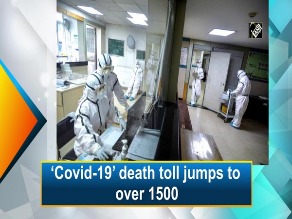 'Covid-19' death toll jumps to over 1500