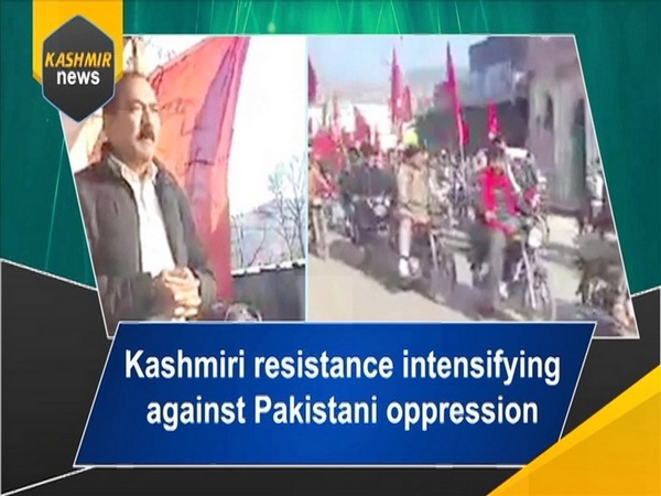 Kashmiri resistance intensifying against Pakistani oppression