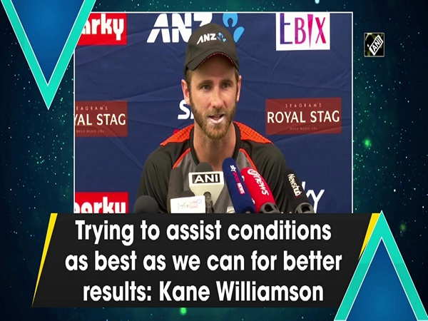 Trying to assist conditions as best as we can for better results: Kane Williamson