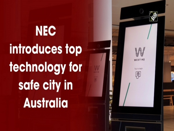 NEC introduces top technology for safe city in Australia