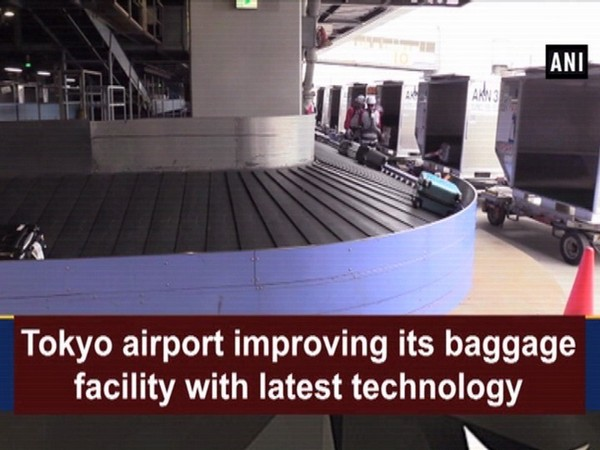 Tokyo airport improving its baggage facility with latest technology