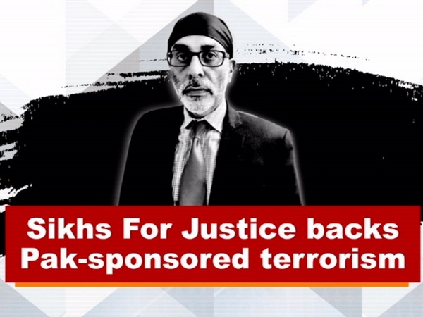 Sikhs For Justice supports Pak-sponsored terrorism
