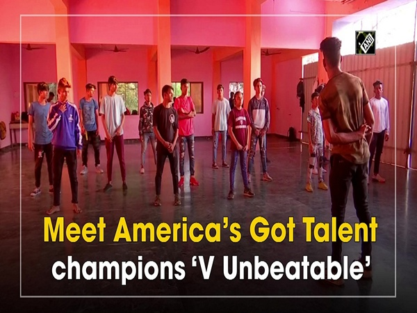 Meet America's Got Talent champions 'V Unbeatable'