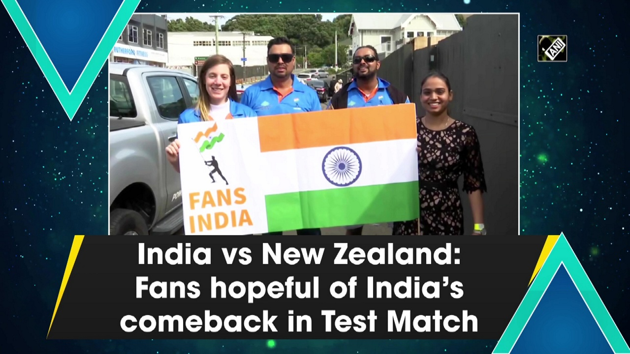 India vs New Zealand: Fans hopeful of India's comeback in Test Match