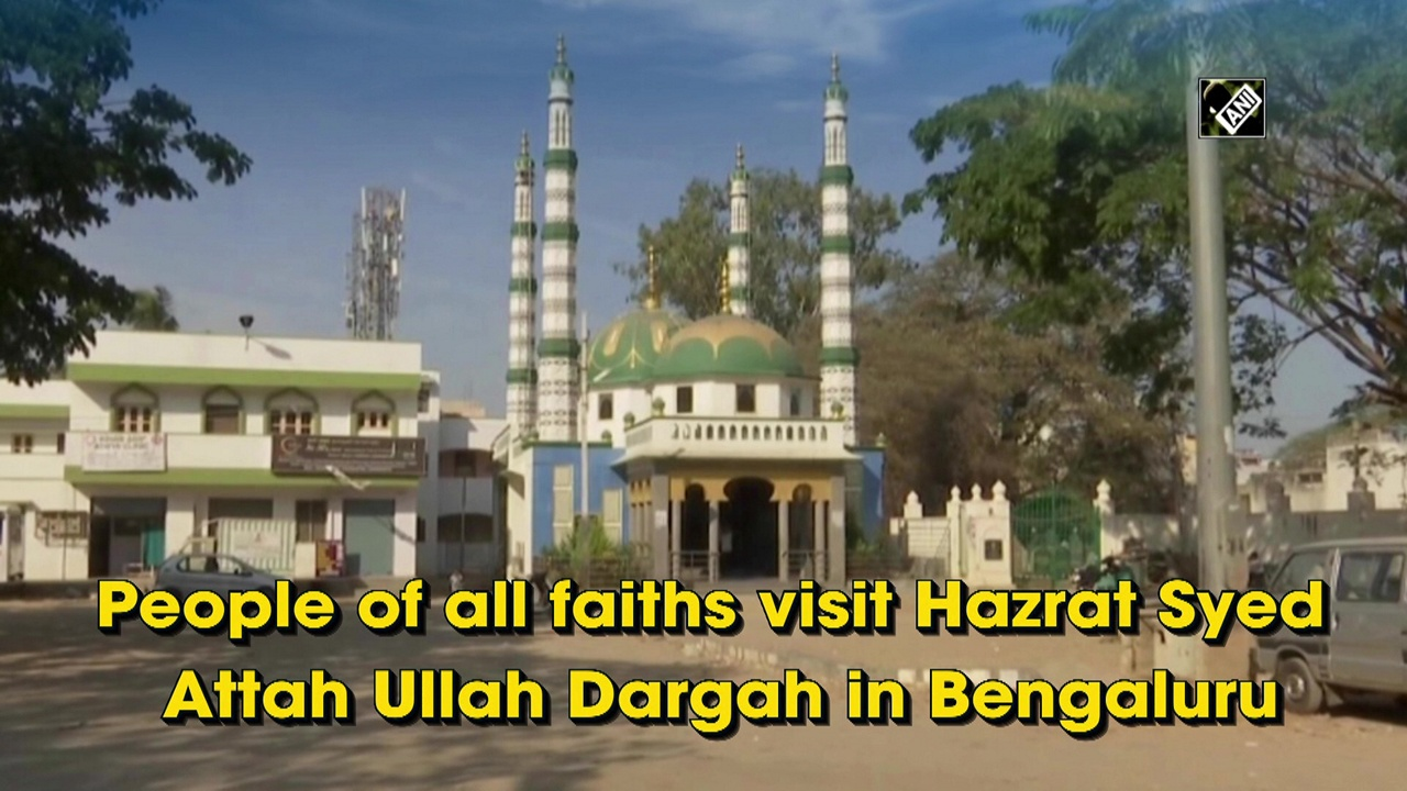 People of all faiths visit Hazrat Syed Attah Ullah Dargah in Bengaluru