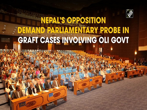 Nepal's opposition demand parliamentary probe in graft cases involving Oli govt