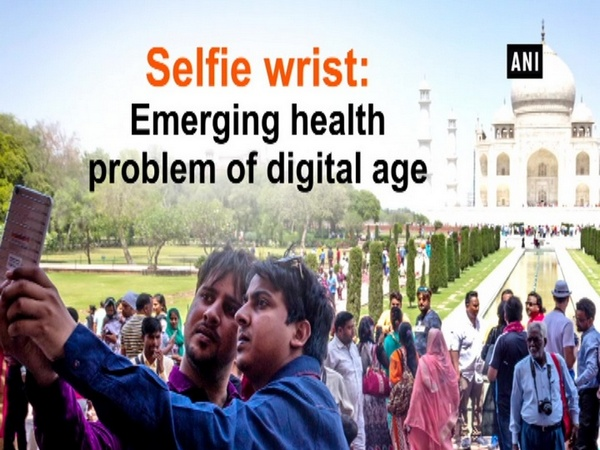 Selfie wrist: Emerging health problem of digital age