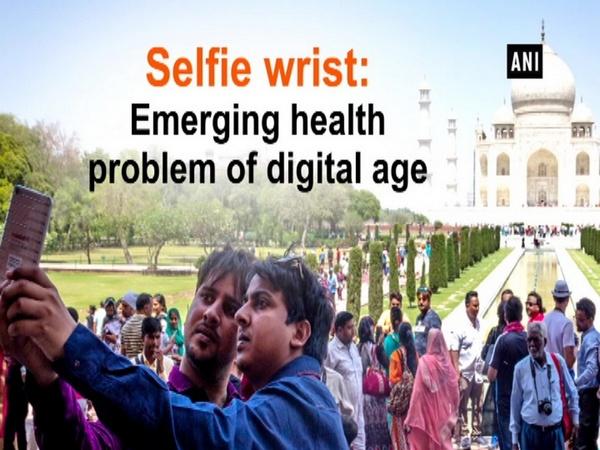 Selfie wrist: Emerging health problem of digital age